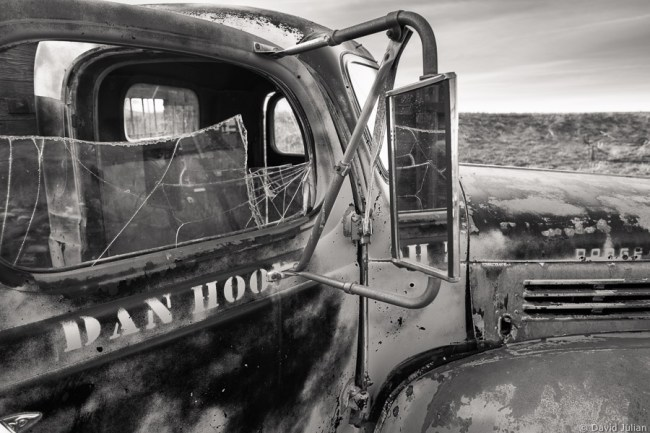 Old Dodge Truck, Palouse
