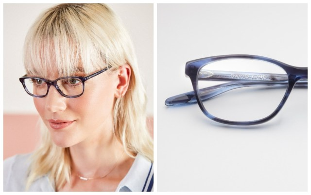 small glasses narrow frames presley david kind