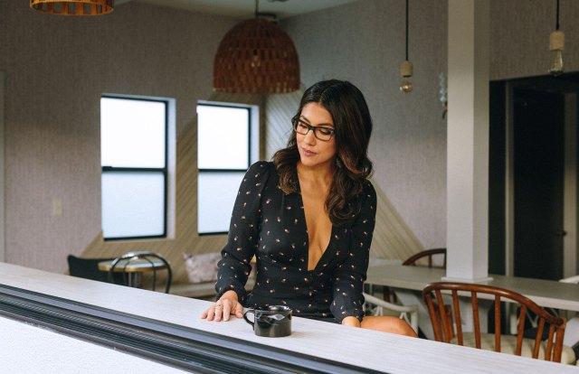 stephanie beatriz eyeglasses glasses moline