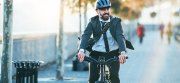 The Benefits of Cycling to Work