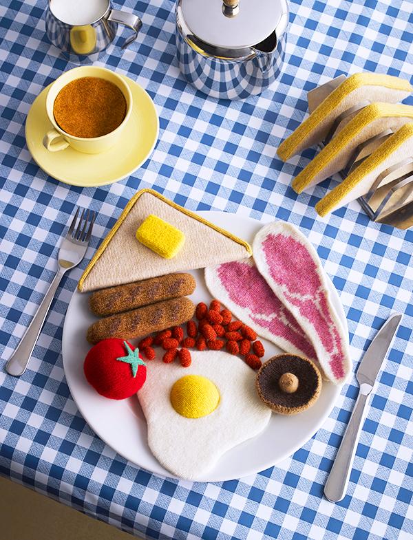 woolly breakfast