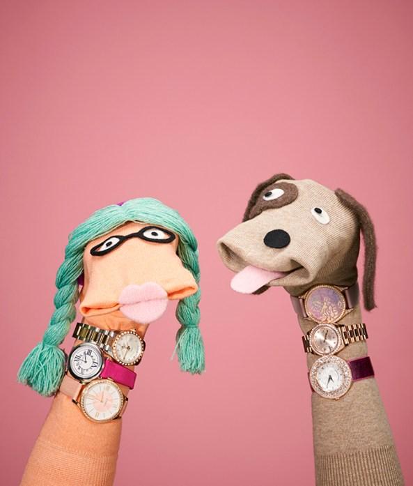 David Sykes Tatler sock puppets 5