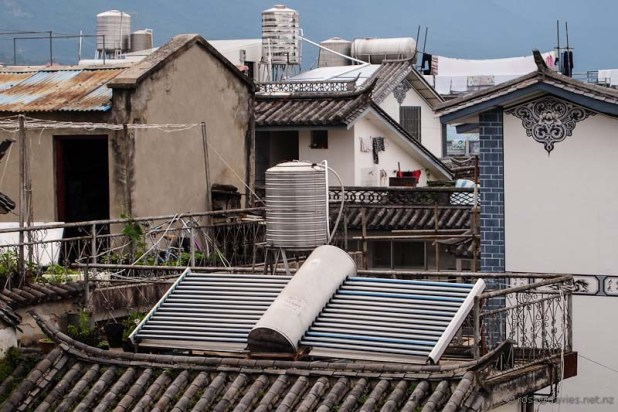 Dali rooftops