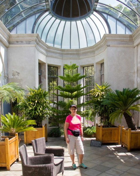 Conservatory Trelissick House