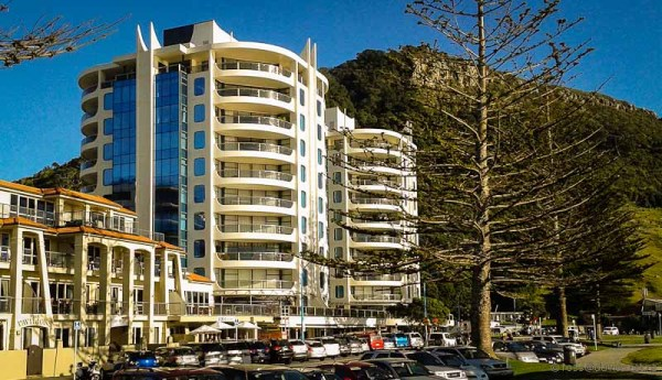 Mt Maunganui apartments