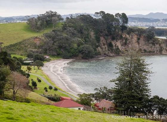 Scandrett Regional Park Auckland