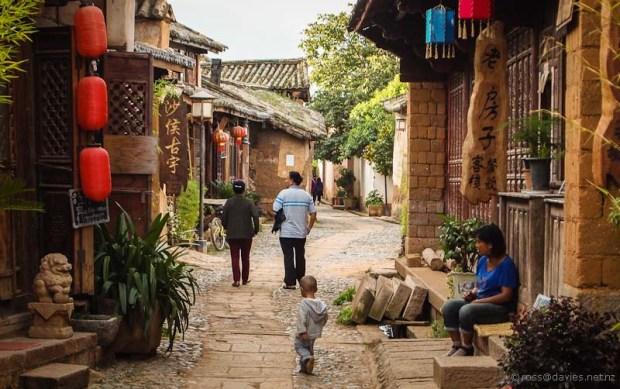 Alleyway Shaxi