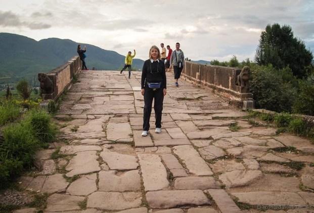 Bridge Near Shaxi Town