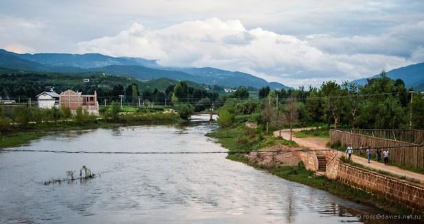 Near Shaxi Town