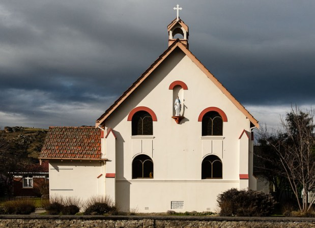 Catholic church Roxburgh