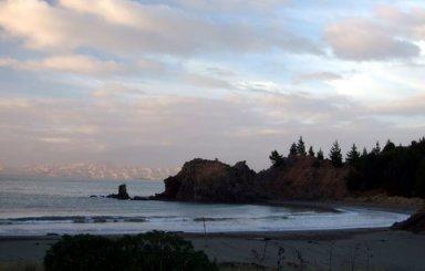 Monday Morning at Whites Bay
