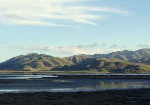 Hills south of Wairau Valley