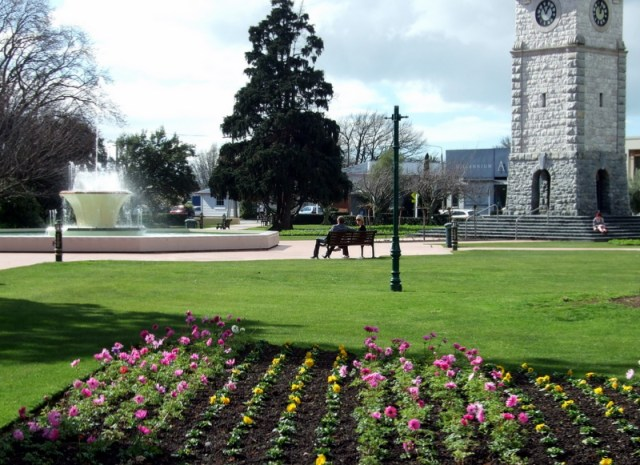 Seymour Square Blenheim