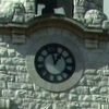 Clock Seymour Square