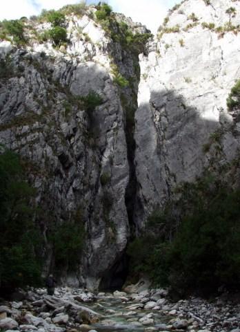 Sawcut Gorge