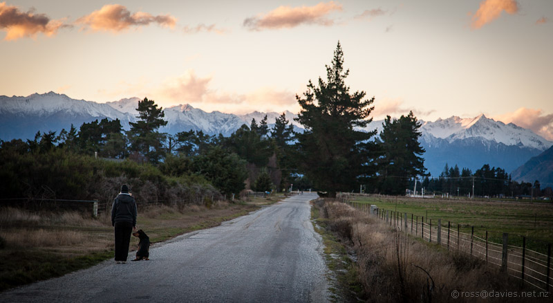 Around The Block - Hawea Flat