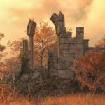 """Autumn's Glow"" by Artienne in the Daz Gallery"