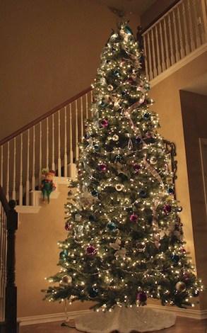 Brian's Christmas tree