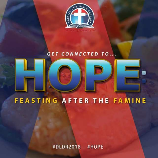 Get Connected To HOPE