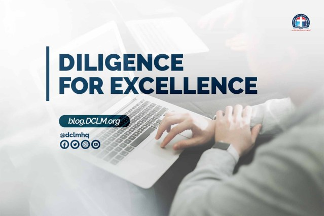 Diligence For Excellence