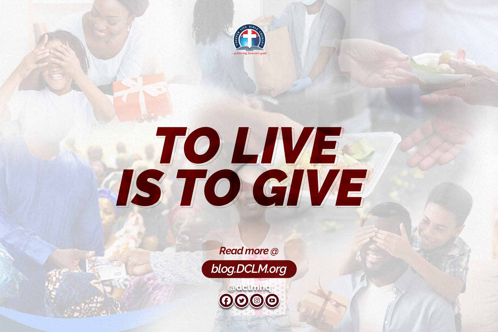 Live, Alive, Give, Giving, Gift, Christian, Christian Life, Daily Christian Living, Pleasing God, Christlike, Selfless,