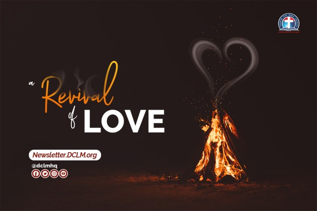 A Revival Of Love × DCLM NEWSLETTER