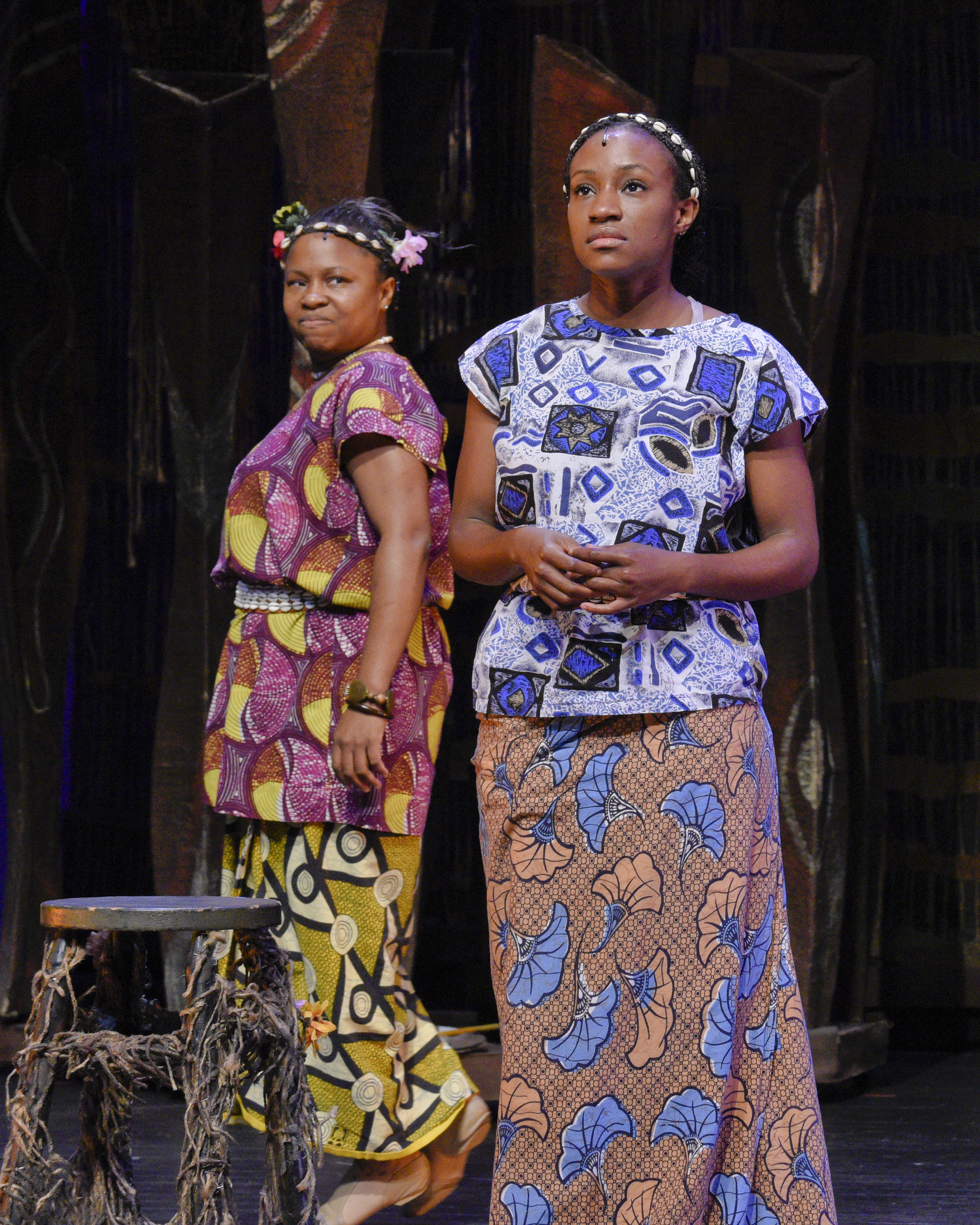 What Can Be Learned From A Play Like Mufaro S Beautiful