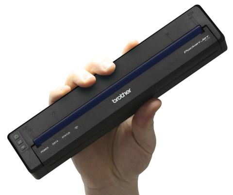 Brother Mobile Printer PocketJet 7