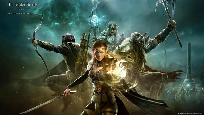 The Elder Scrolls Online: Klassen, Völker und Allianzen