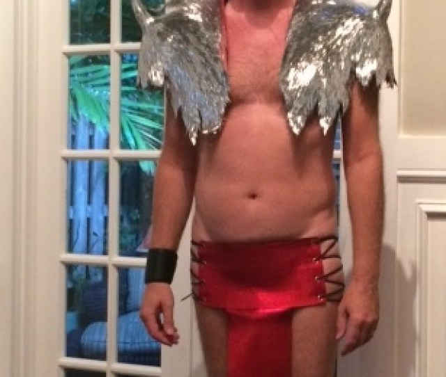 Deans Amazing Costume For The Headdress