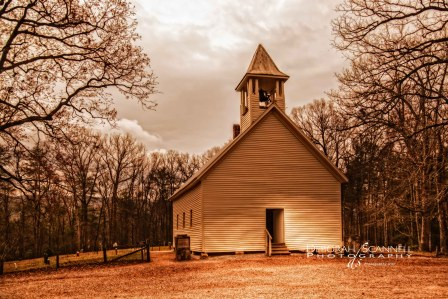 Cades Cove Primitive Baptist Church