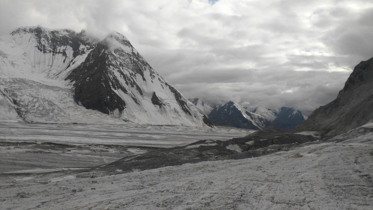 Bir Yüksek İrtifa Hikayesi : Kızıl Piramit Khan Tengri
