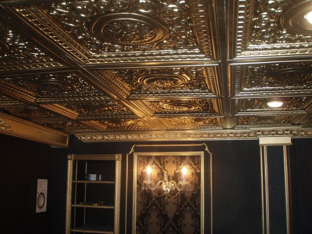 Anything But Sheetrock Decorative Ceiling Tiles Blog