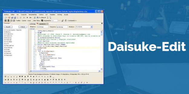 Daisuke-Edit's Design & Programming (VB.net)