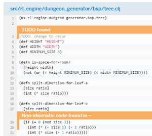 Kitbit w Codeclimate dla RL-Engine