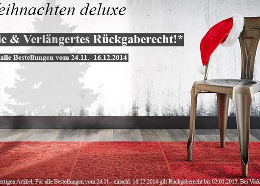 Weihnachten deluxe | Delife 2014