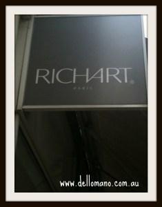 Richart Chocolate store entrance