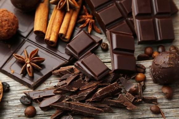 Dark Tempered Chocolate