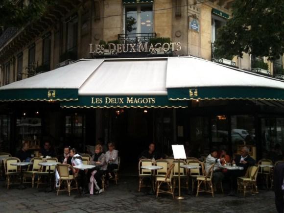 Cafe Deux Magot
