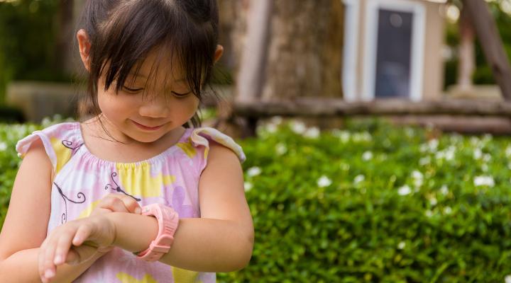 Kids Wellness Tracker