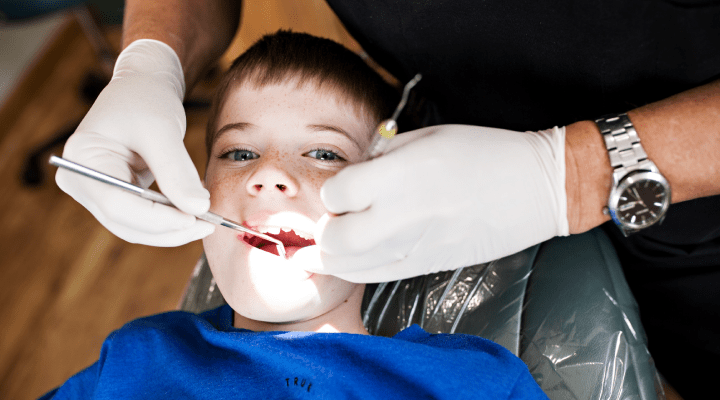 Pediatric Dental Benefits