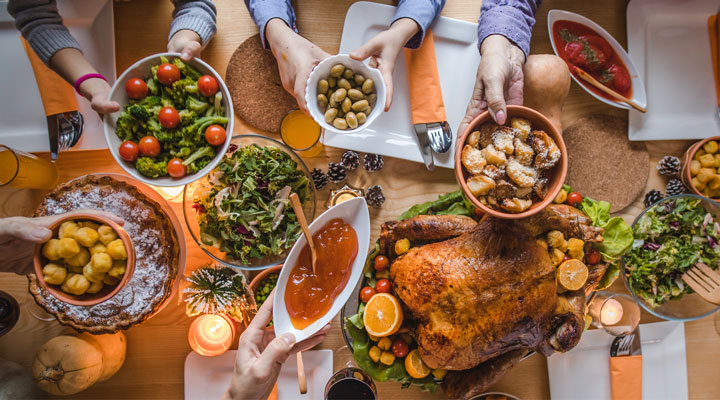 Move Aside, Turkey: 5 Sides that Steal the Show