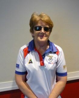Kaye Eagle - 2014 Major Singles Champion