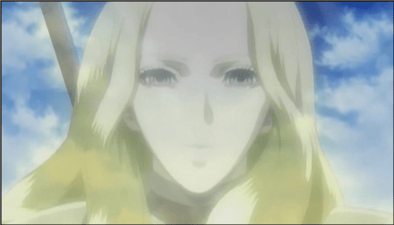 End scene from Claymore