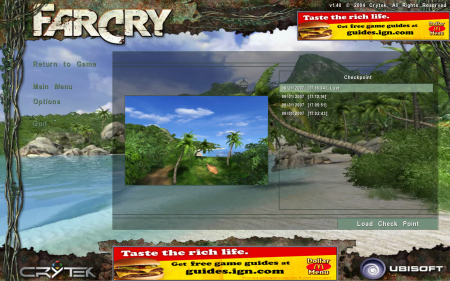 Far Cry ad version