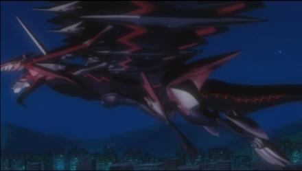 Dragonaut the Resonance (Gio escaping)