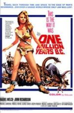 One Million Years BC poster from Wikipedia