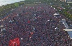 """Valiliğin """"Maltepe'de 175 Bin Kişi Vardı"""" Açıklamasına Yorumlar"""