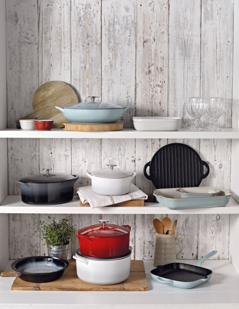Cast Iron Oven to Tableware Mixed Range_42968.jpg