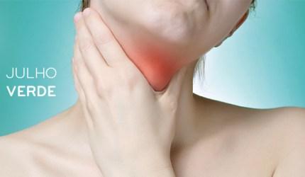 Julho Verde: Conscientização e combate ao câncer de cabeça e pescoço